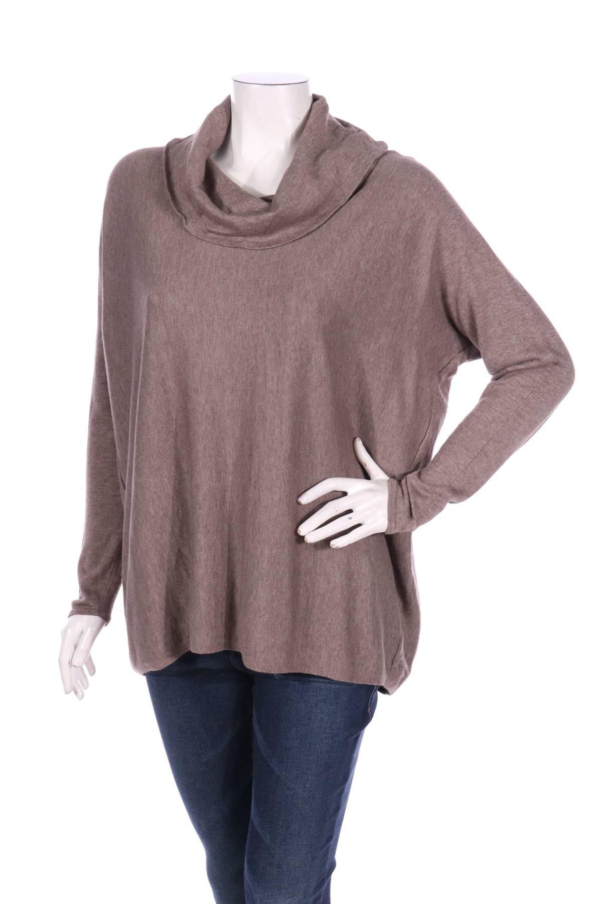 Пуловер BLU1