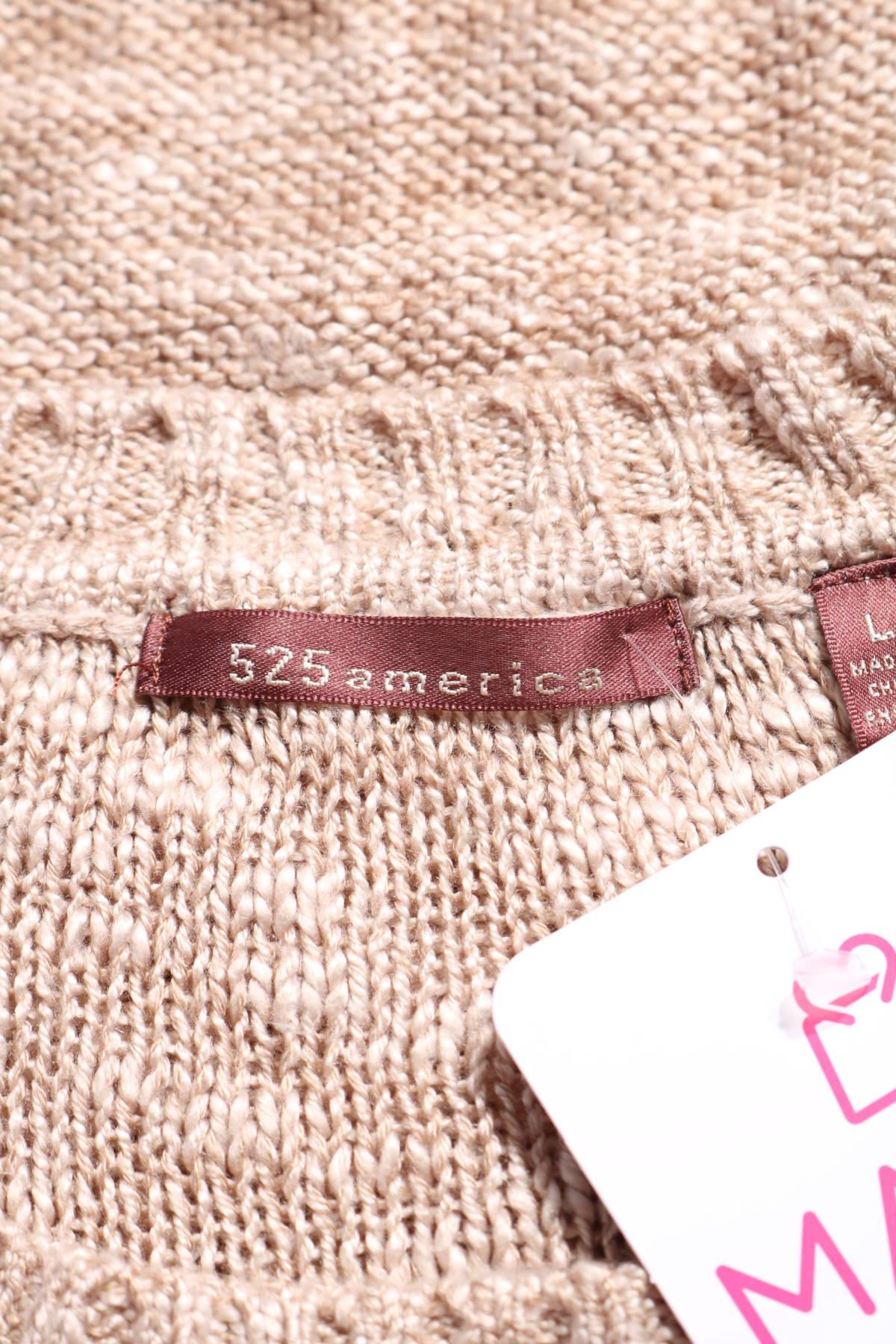 Пуловер 525 AMERICA3