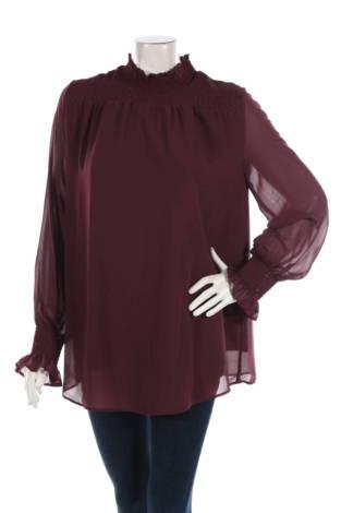 Блуза с поло яка H&M Mama