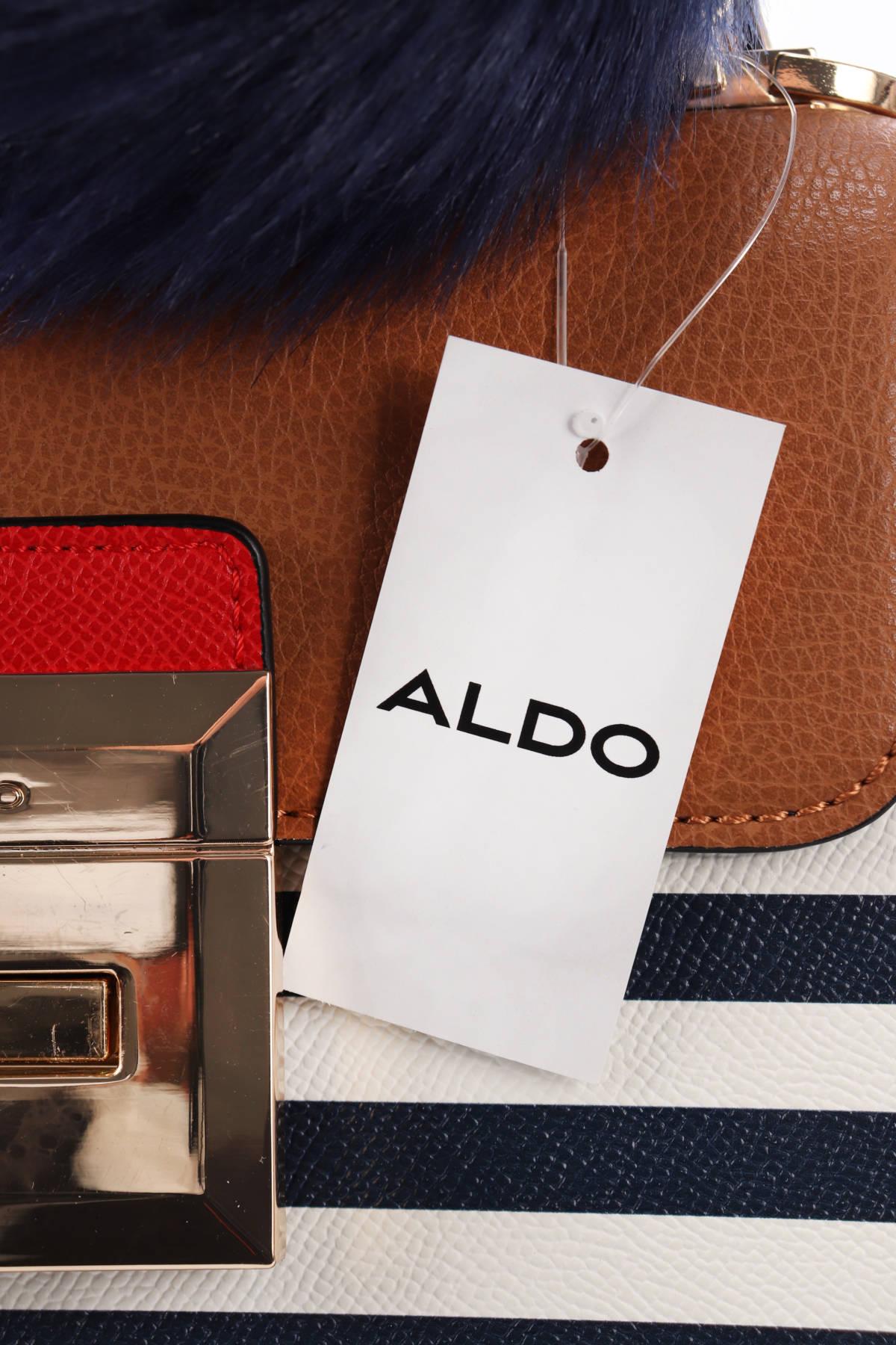 Кожена чанта Aldo4