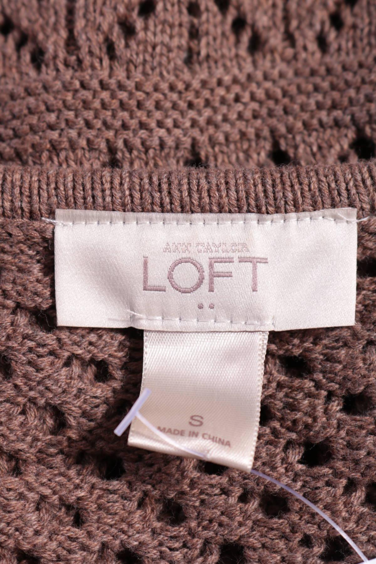 Пуловер LOFT BY ANN TAYLOR3