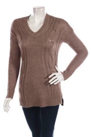 Пуловер PINK ROSE