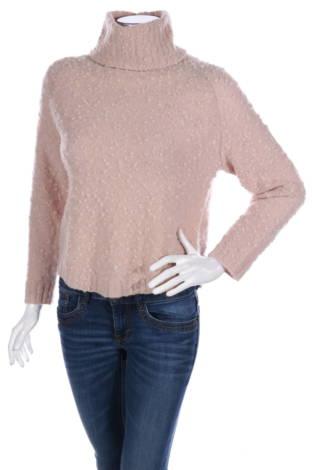 Пуловер с поло яка Patrizia Pepe