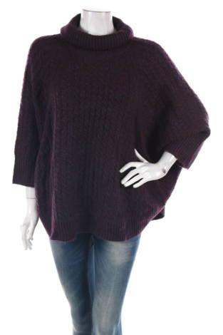 Пуловер с поло яка LOU&GREY