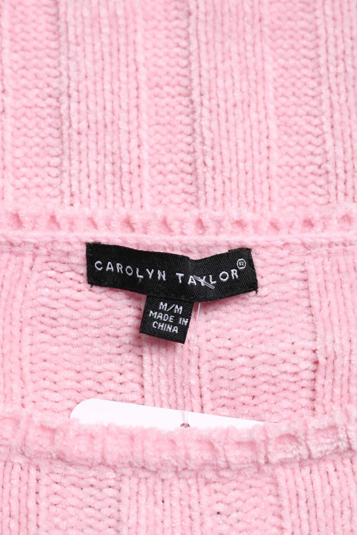 Пуловер CAROLYN TAYLOR3