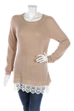 Пуловер Hippie rose