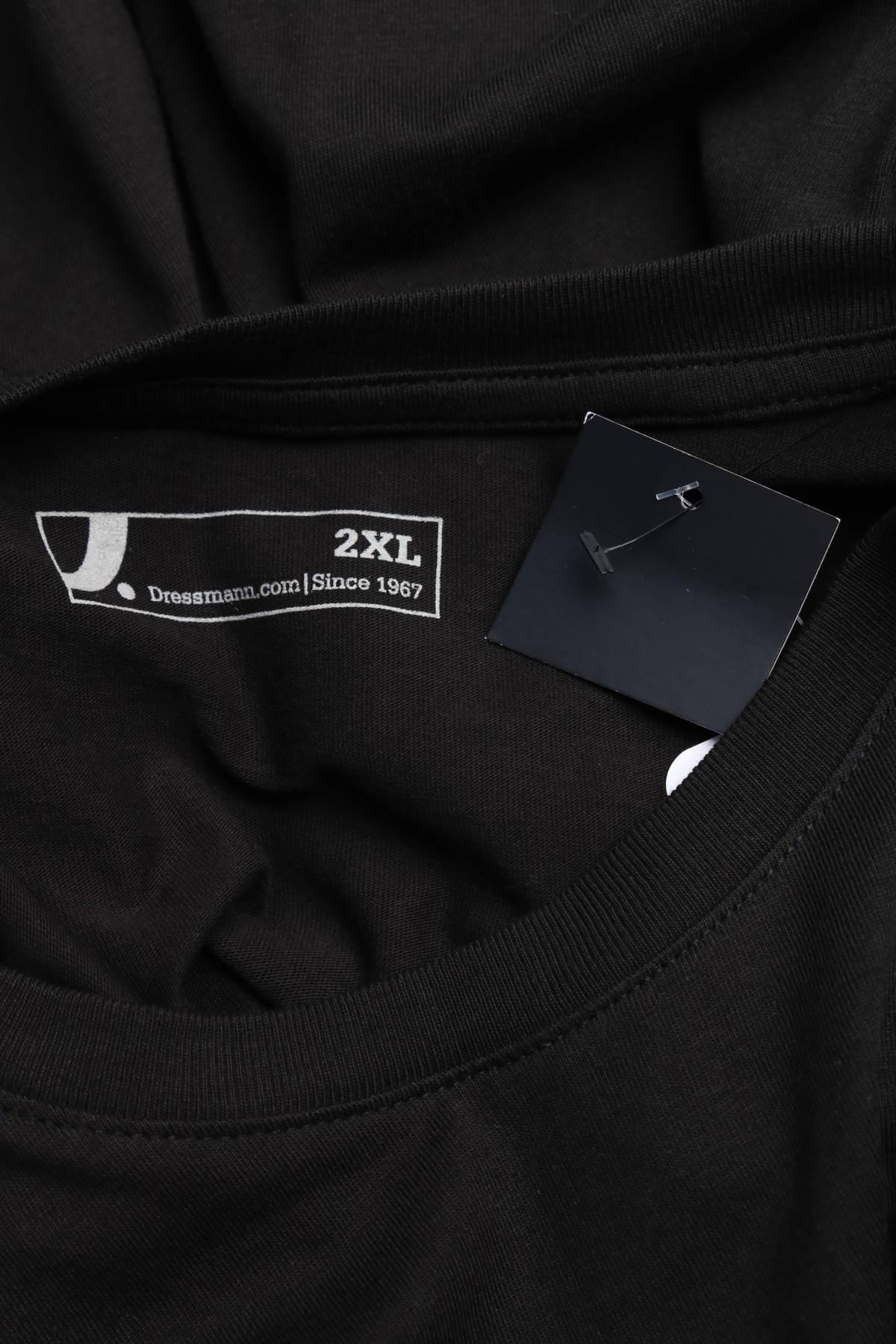 Тениска Dressmann3