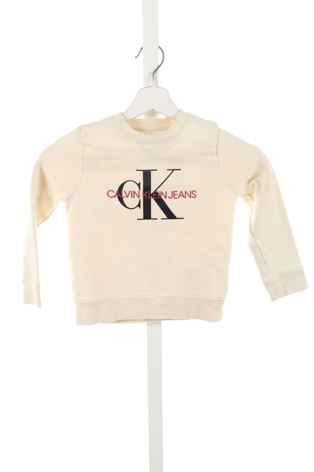 Детска блуза Calvin Klein Jeans1
