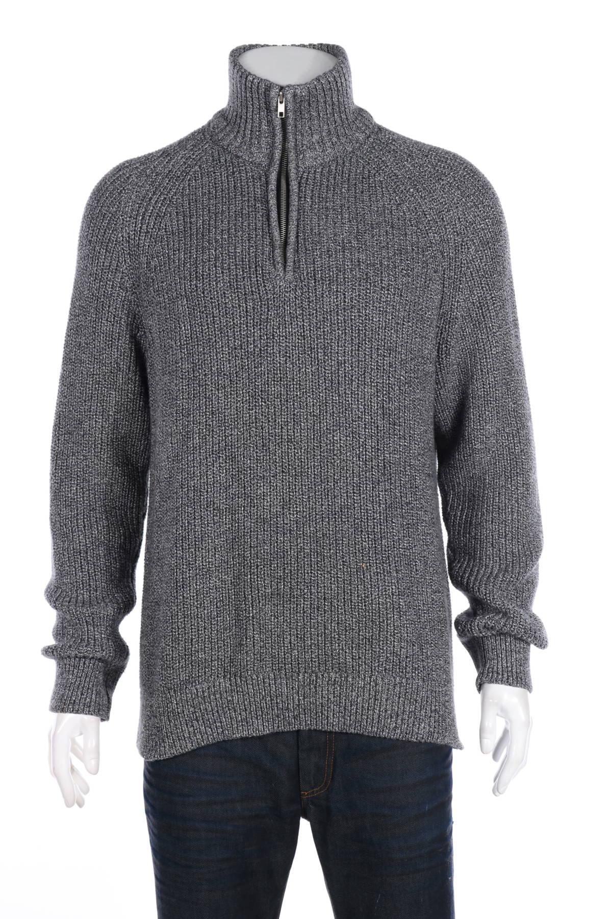 Пуловер с поло яка H&M L.O.G.G1