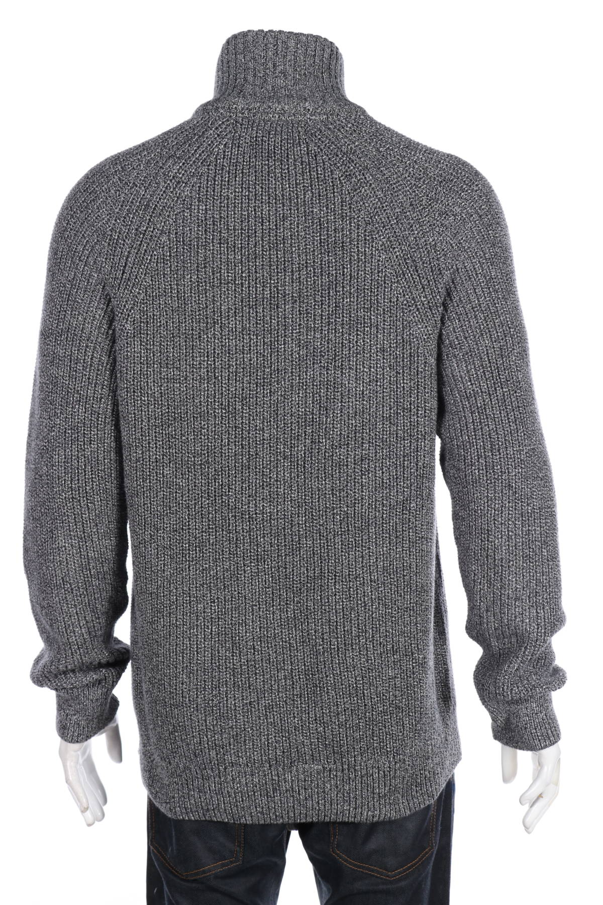Пуловер с поло яка H&M L.O.G.G2
