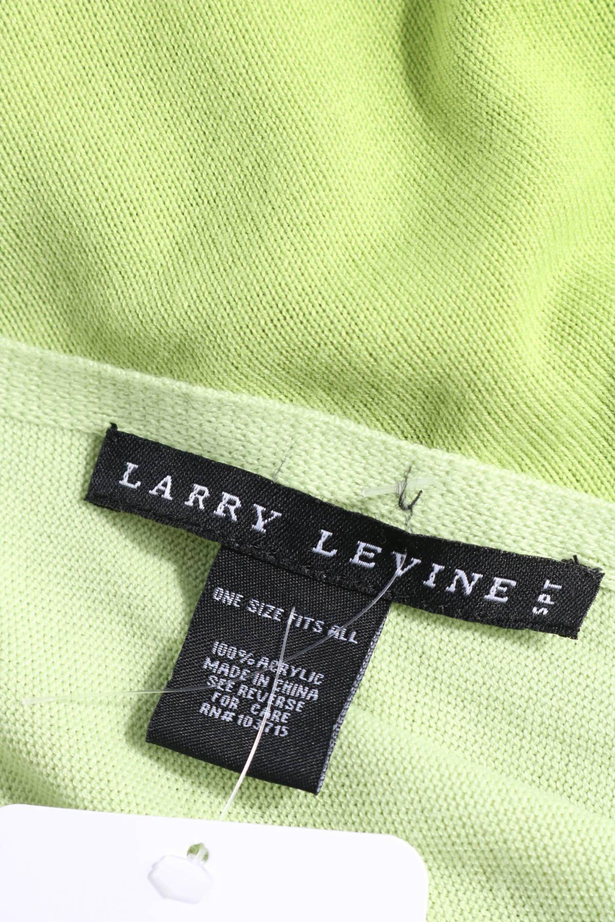 Пончо Larry Levine3