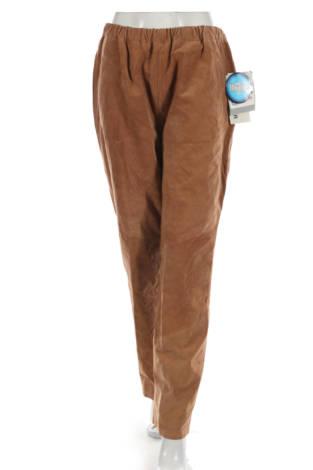 Кожен панталон Real comfort
