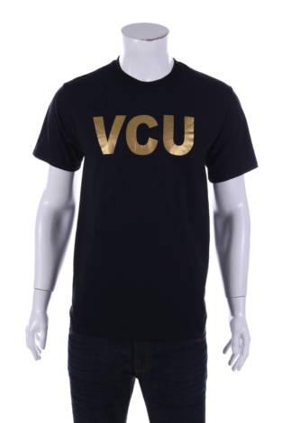 Тениска с щампа Jerzees