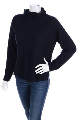 Пуловер с поло яка Max Mara