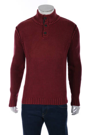 Пуловер Carbon 2 cobalt