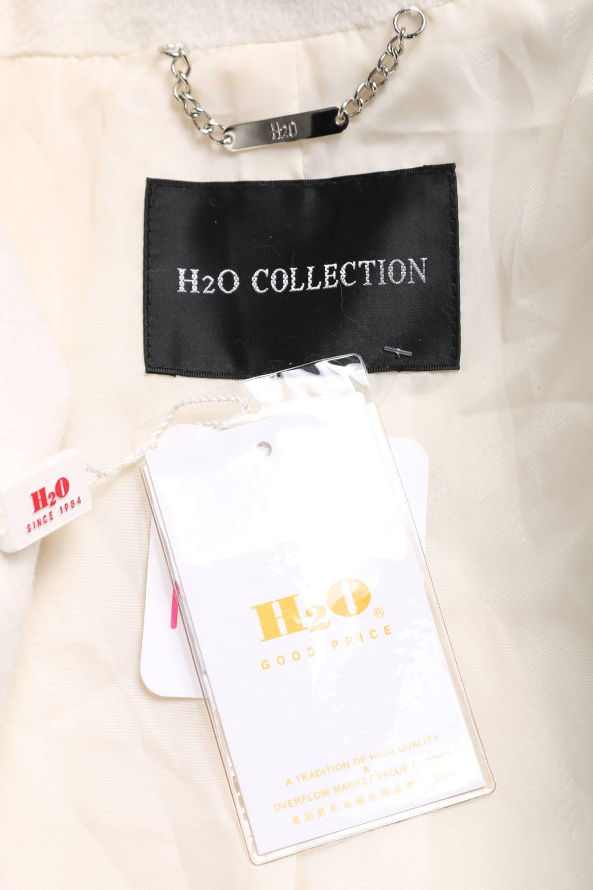 Палто H2O collection3