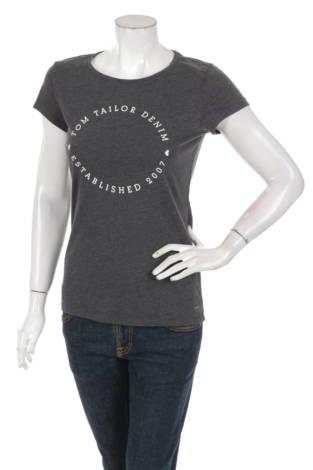 Тениска с щампа TOM TAILOR