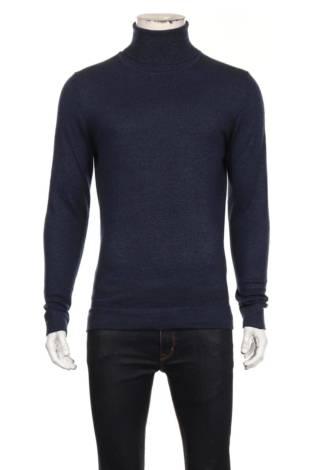 Пуловер с поло яка LINDBERG