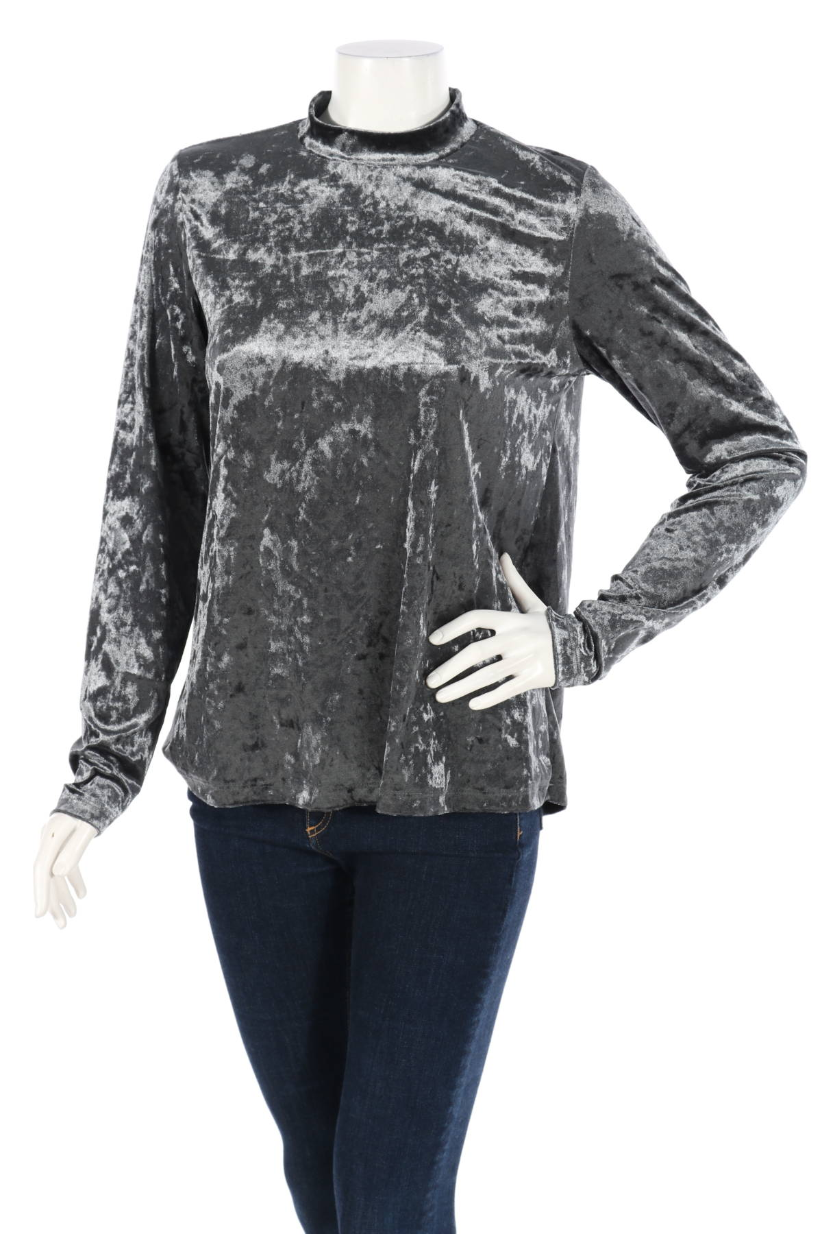 Пуловер с поло яка CUBUS1
