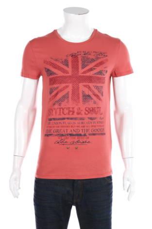 Тениска STITCH & SOUL