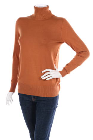 Пуловер с поло яка Saint Tropez