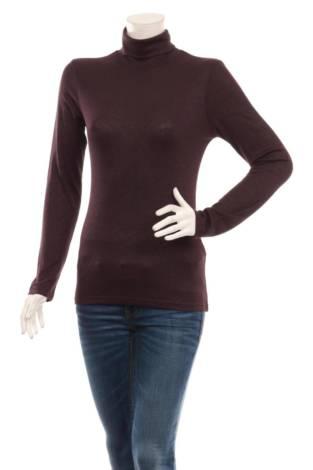 Пуловер с поло яка B.YOUNG