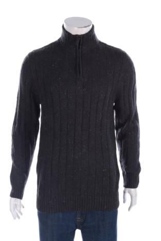 Пуловер с поло яка Outdoor Life