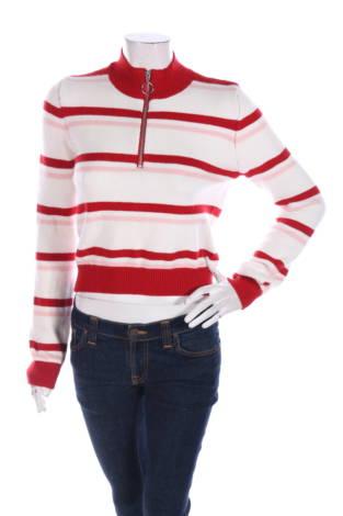 Пуловер с поло яка Forever 21