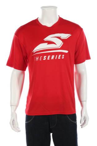 Тениска с щампа C2 Sport