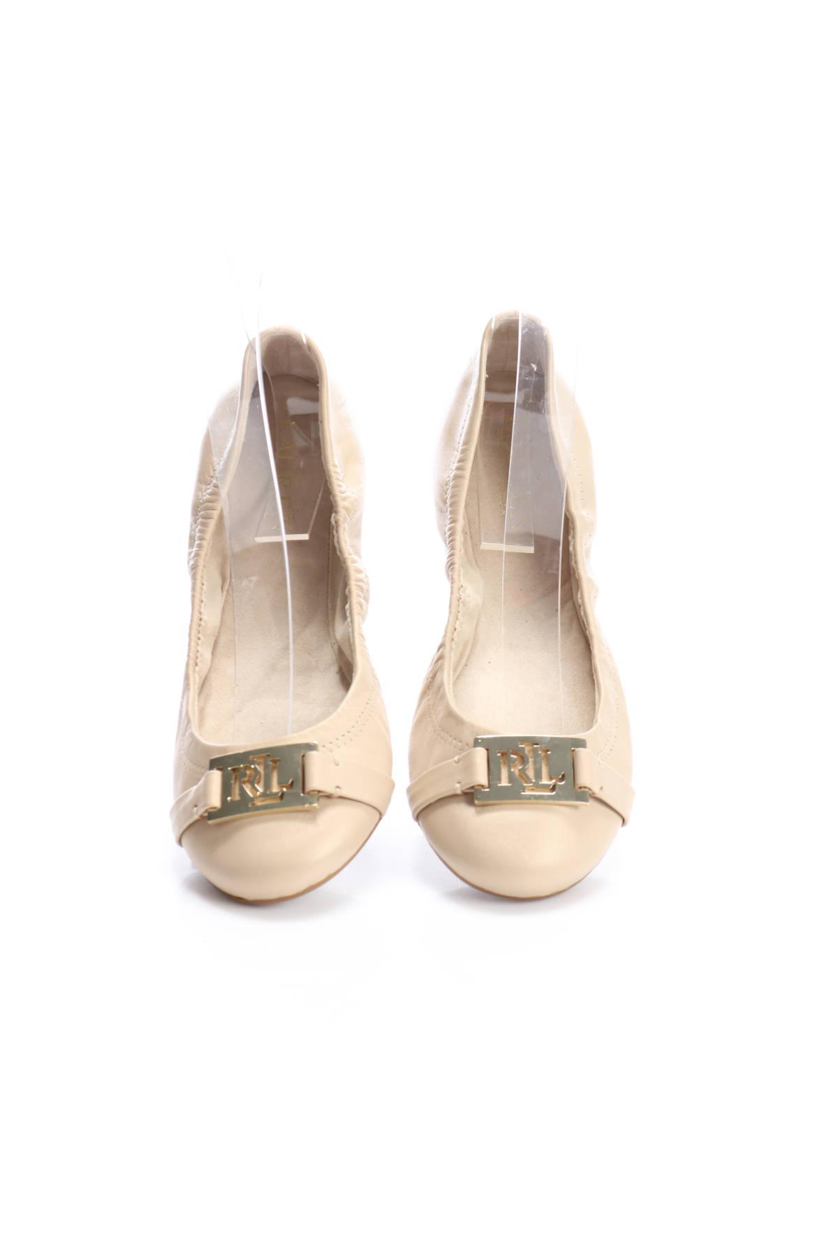 Ниски обувки Ralph Lauren2