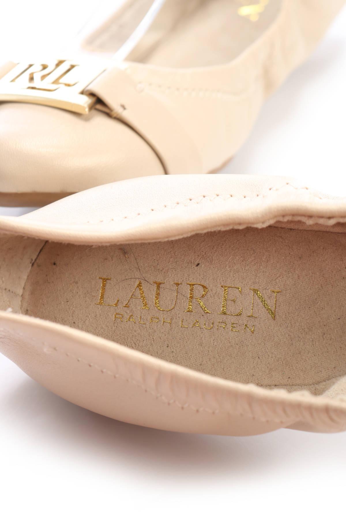 Ниски обувки Ralph Lauren4