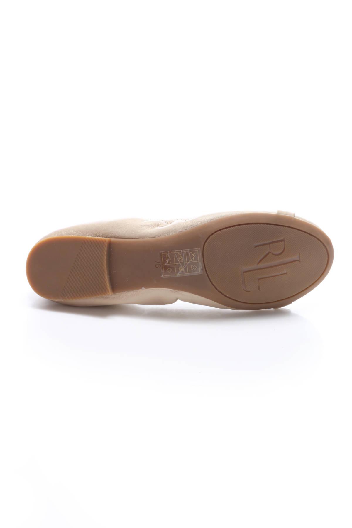 Ниски обувки Ralph Lauren5