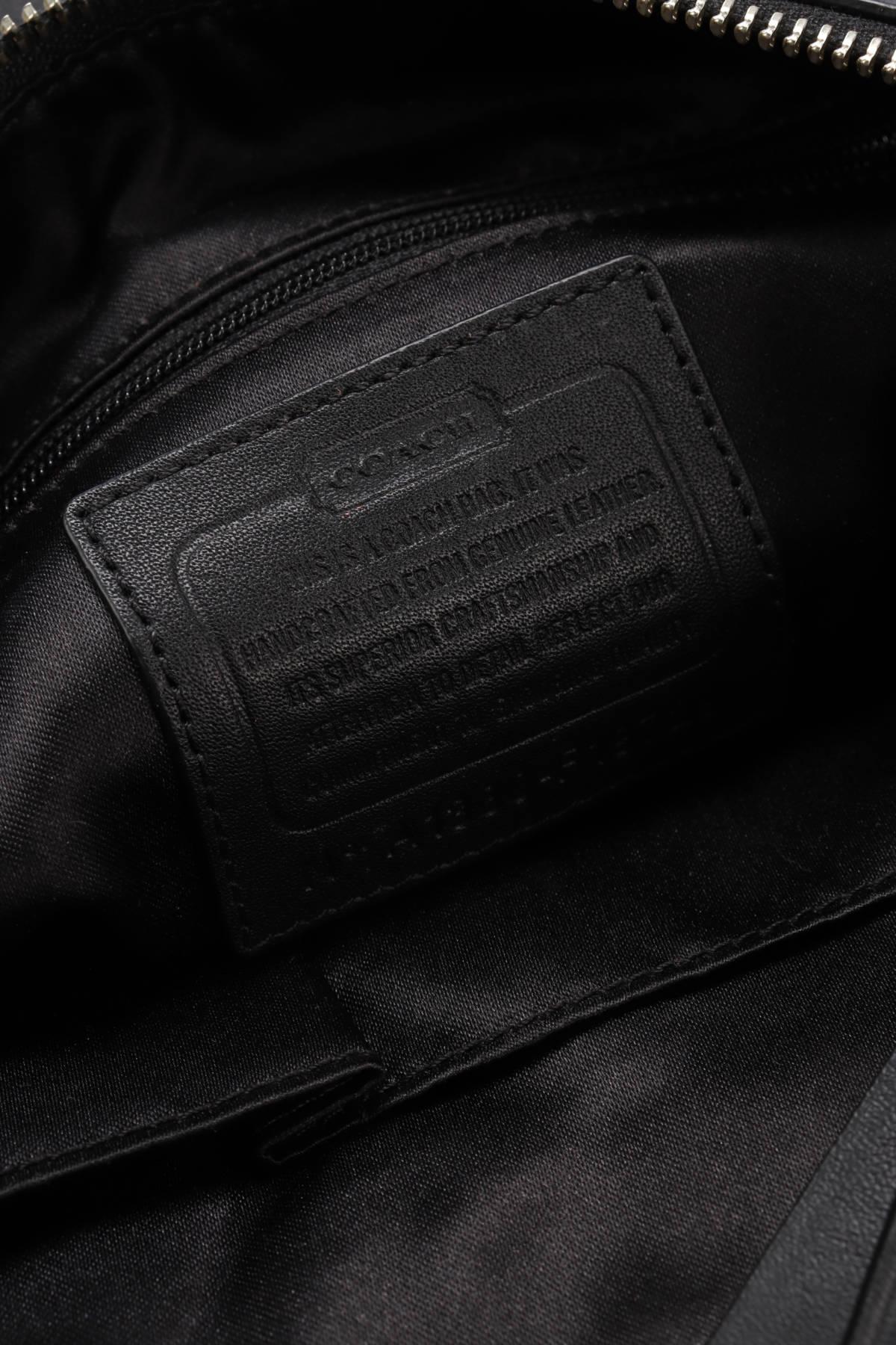 Кожена чанта Coach4