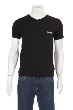 Тениска с щампа ROBERTO CAVALLI