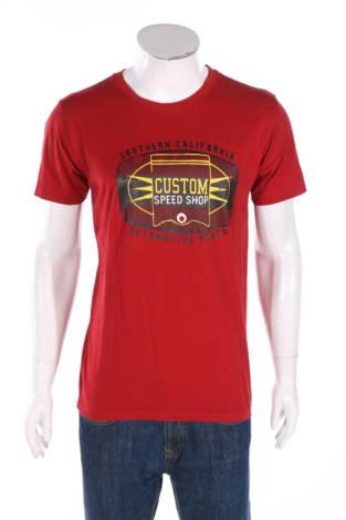 Тениска с щампа ID DENIM