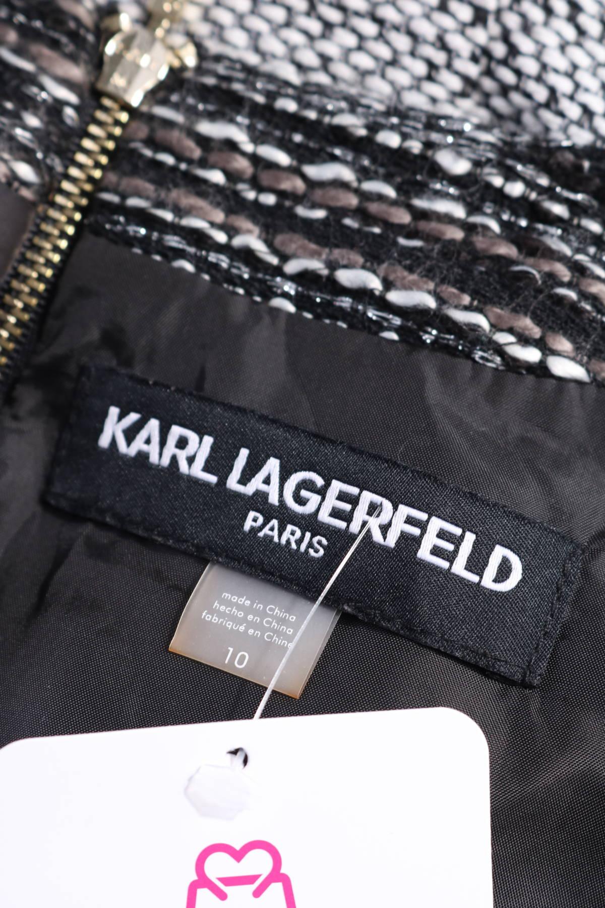 Рокля Karl Lagerfeld3