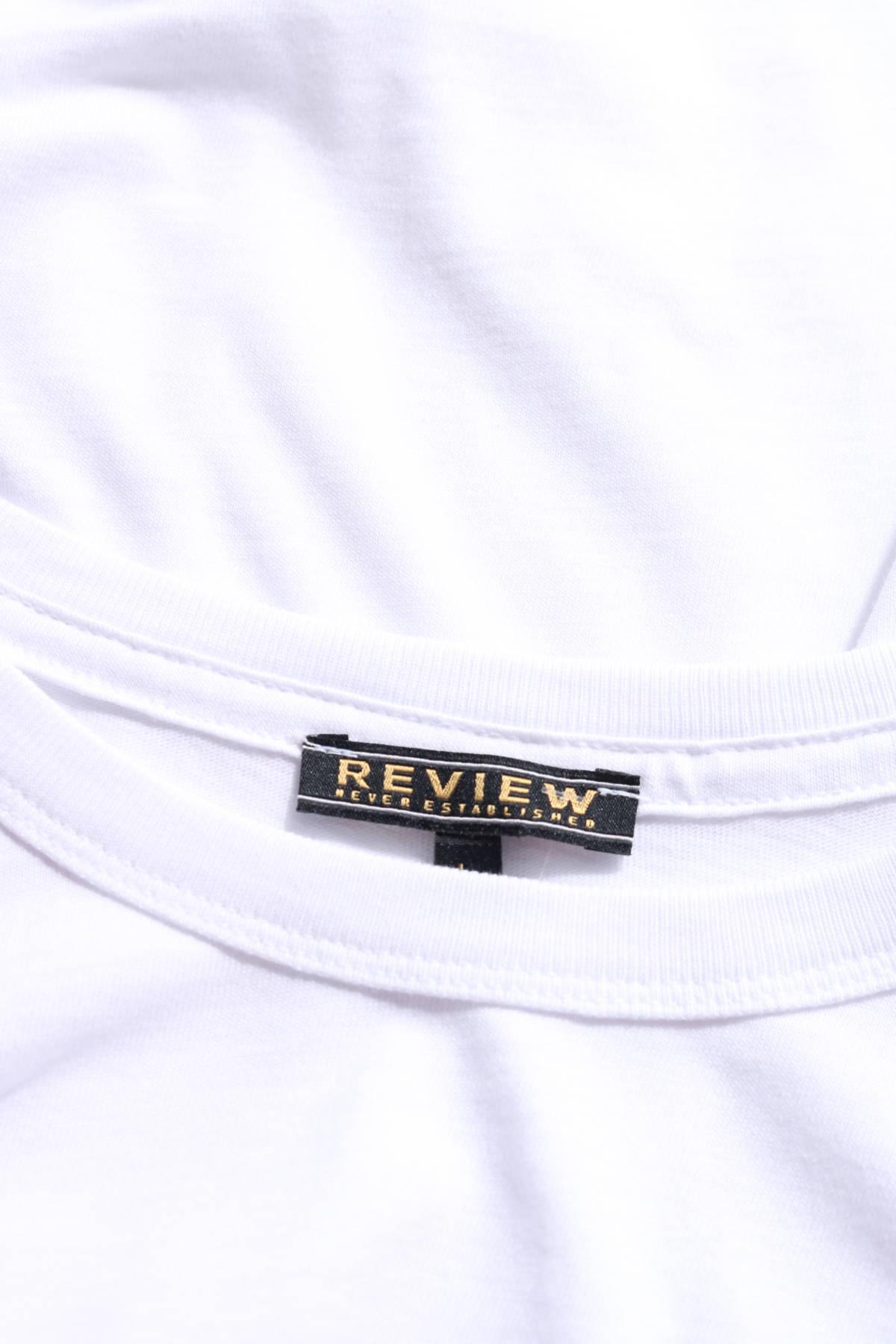 Тениска Review3