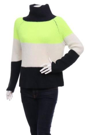 Пуловер с поло яка DRYKORN