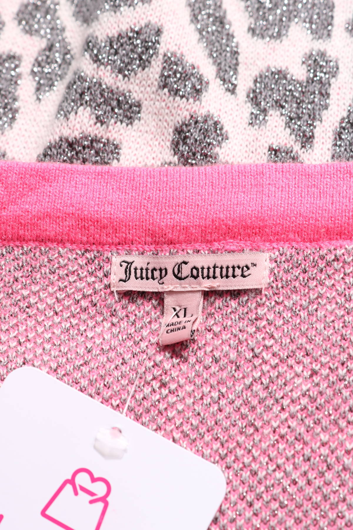 Пуловер Juicy Couture3