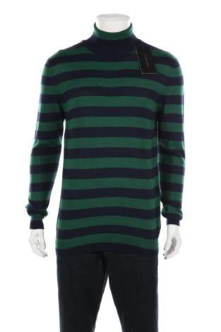 Пуловер с поло яка Zara Man