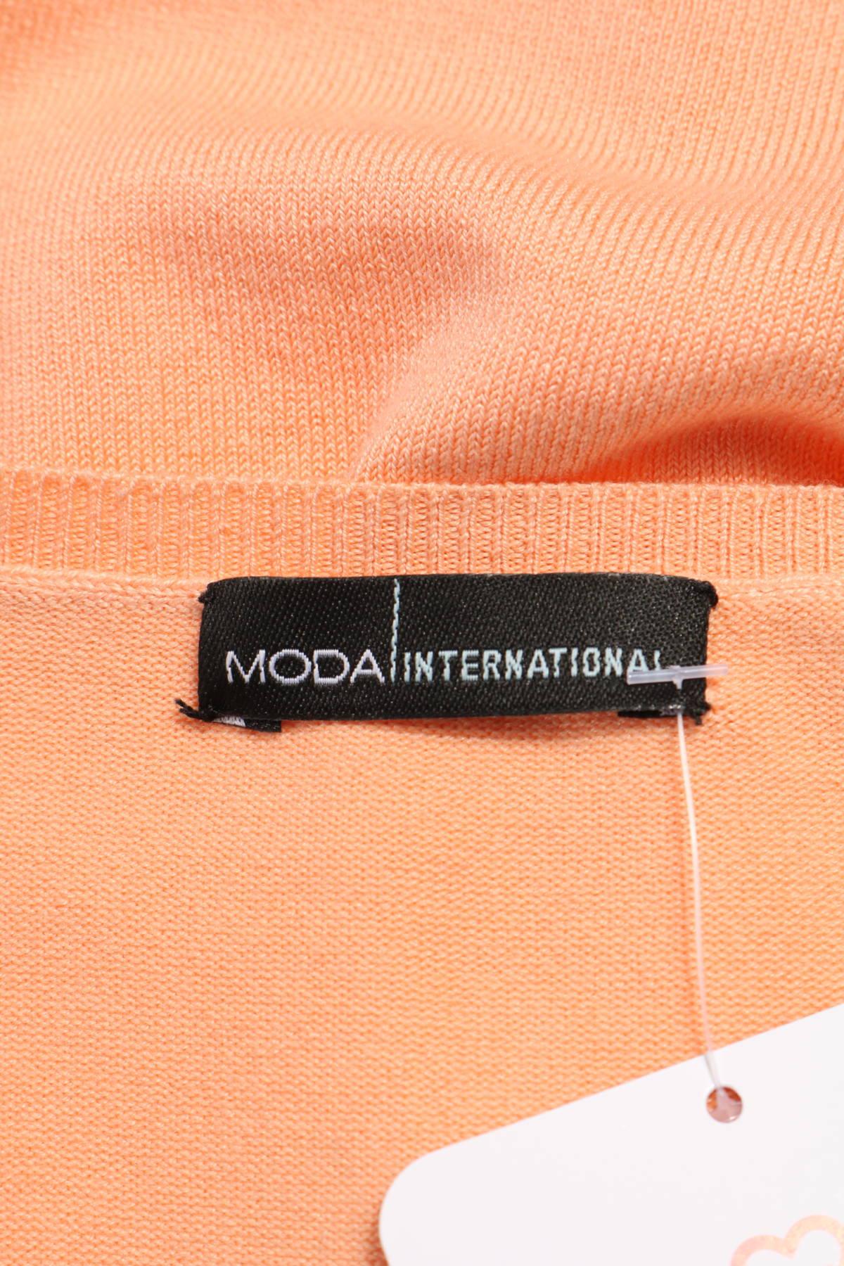 Пуловер MODA INTERNATIONAL3