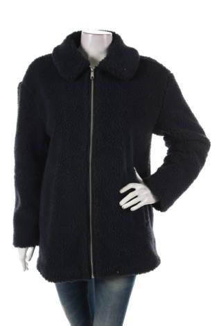 Палто с косъм EDITED