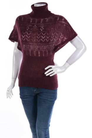 Пуловер с поло яка MANGO