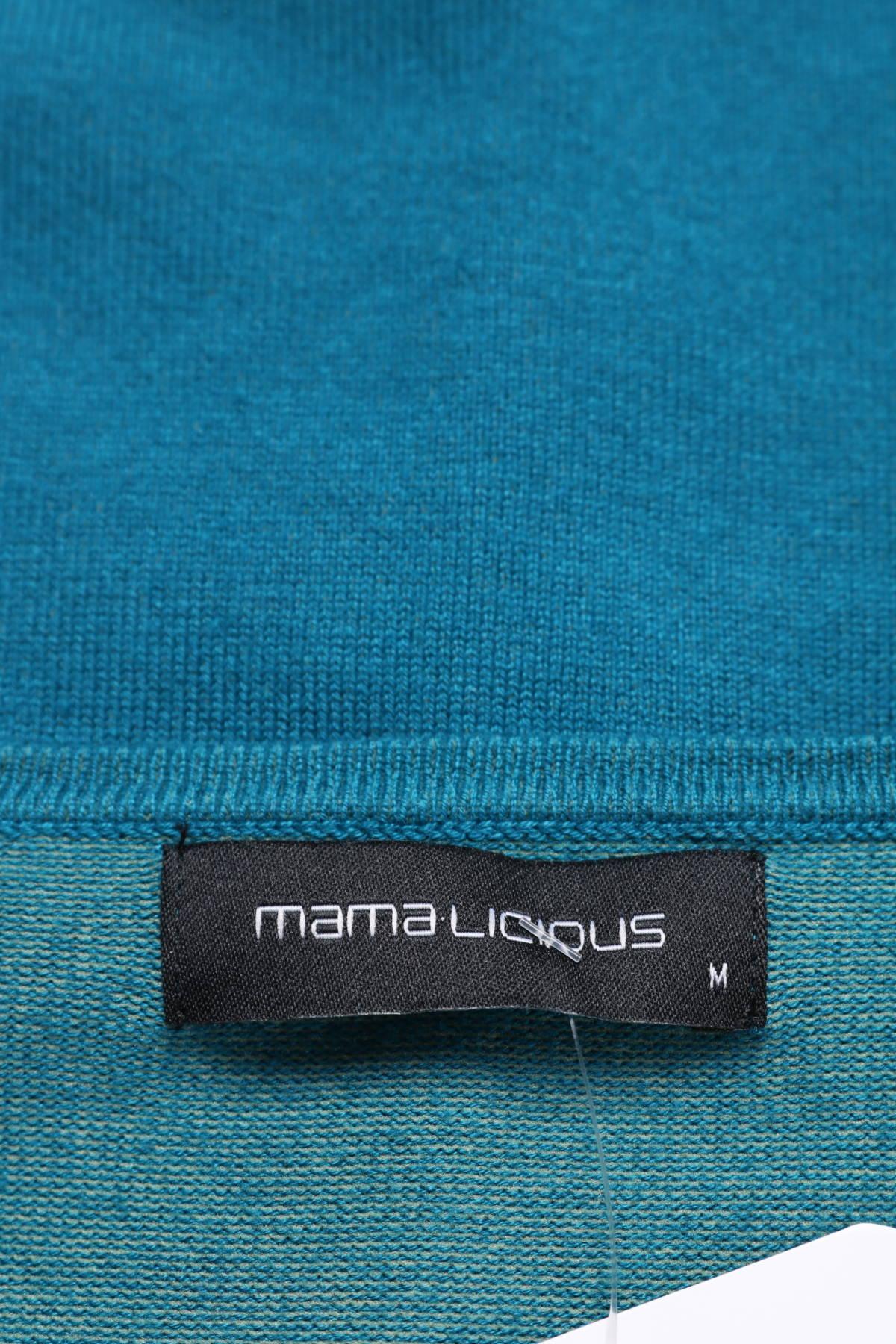 Пуловер MAMA LICIOUS3