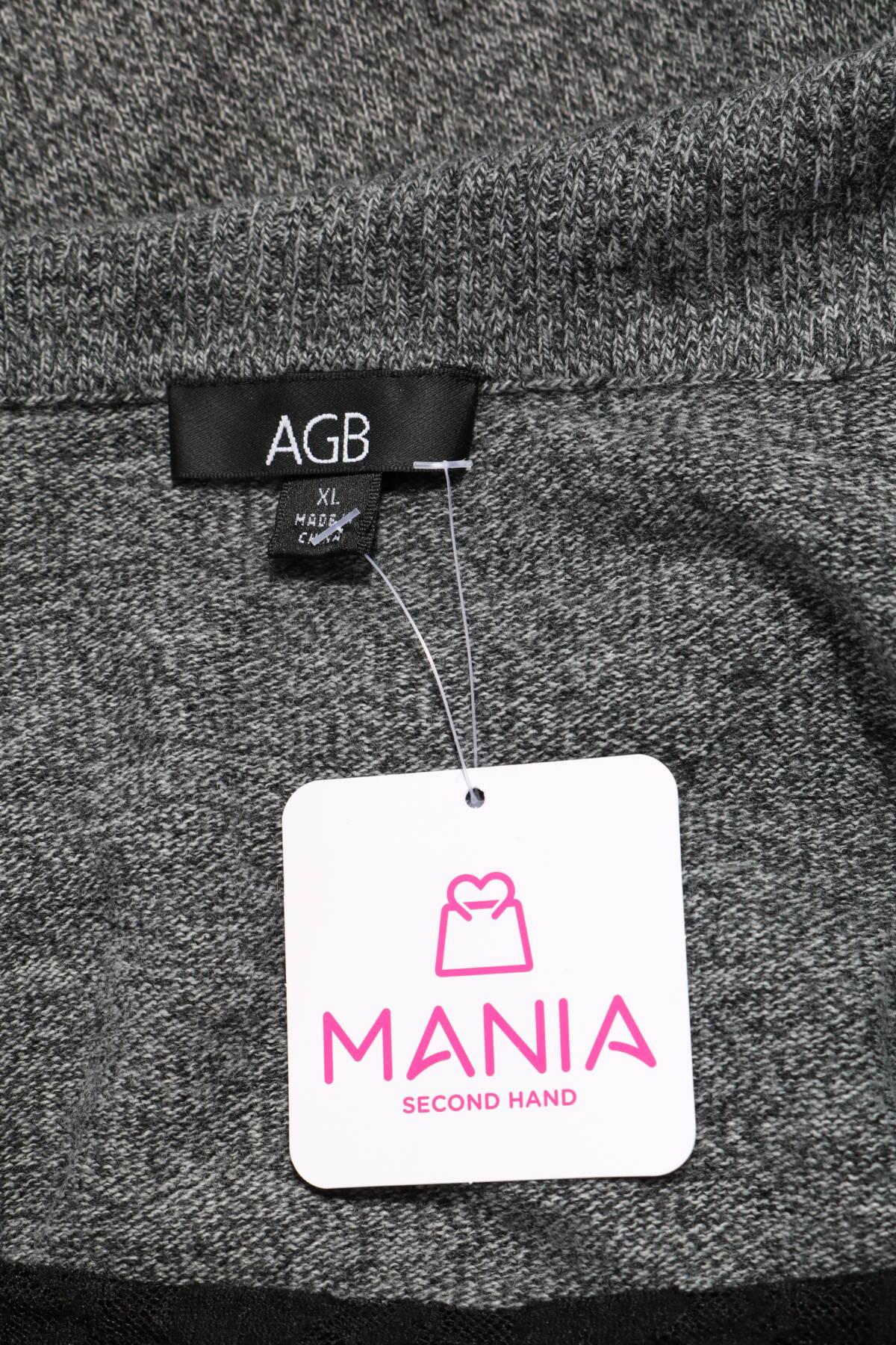 Пуловер AGB3