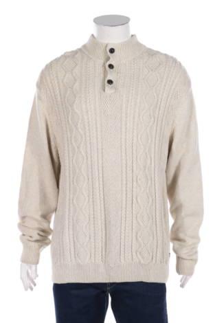 Пуловер с поло яка Chaps