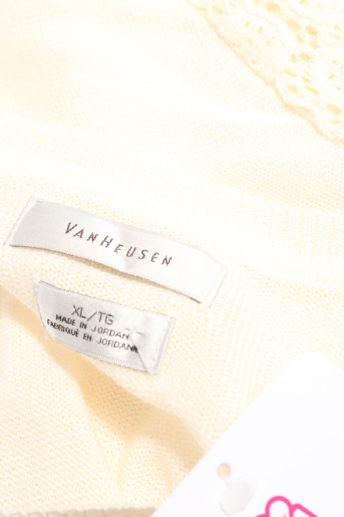Пуловер VAN HEUSEN3