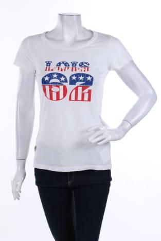 Тениска с щампа Lois
