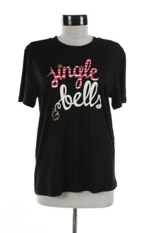 Тениска с щампа PIECES