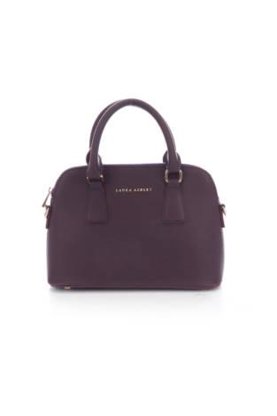 Кожена чанта Laura Ashley